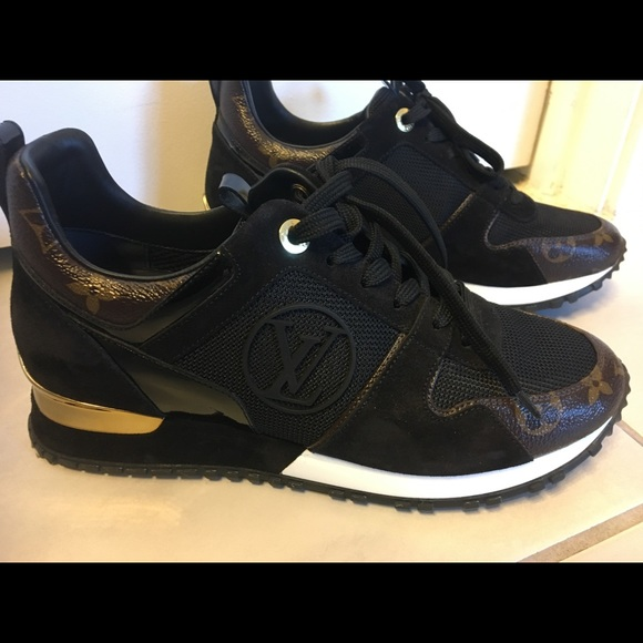 6444333d039a Louis Vuitton Run Away Sneakers